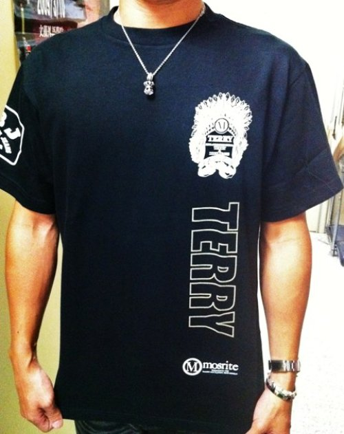 他の写真1: チェロキーTシャツ BLACK【期間限定半額セール】