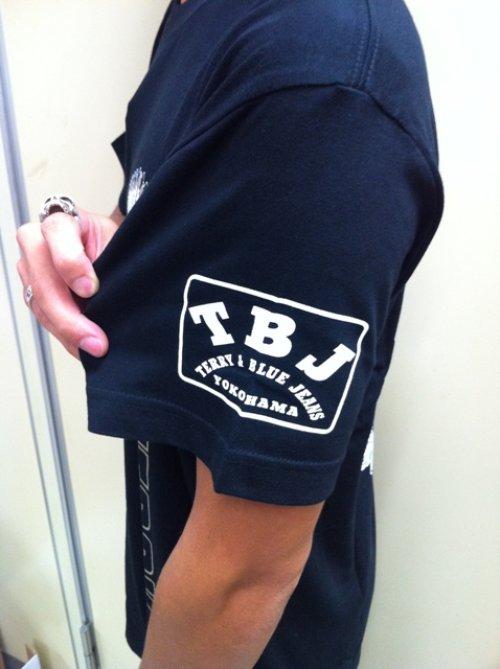 他の写真3: チェロキーTシャツ BLACK【期間限定半額セール】